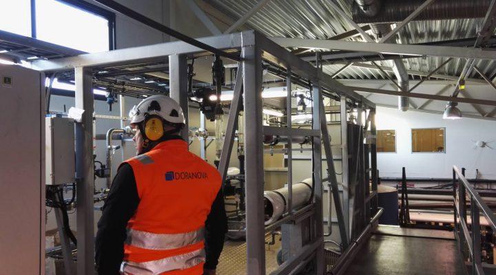 Kiteellä sijaitseva BioKymppi Oy:n biokaasulaitos käsittelee prosessissaan erilaisia biohajoavia jätteitä ja energiakasveja.
