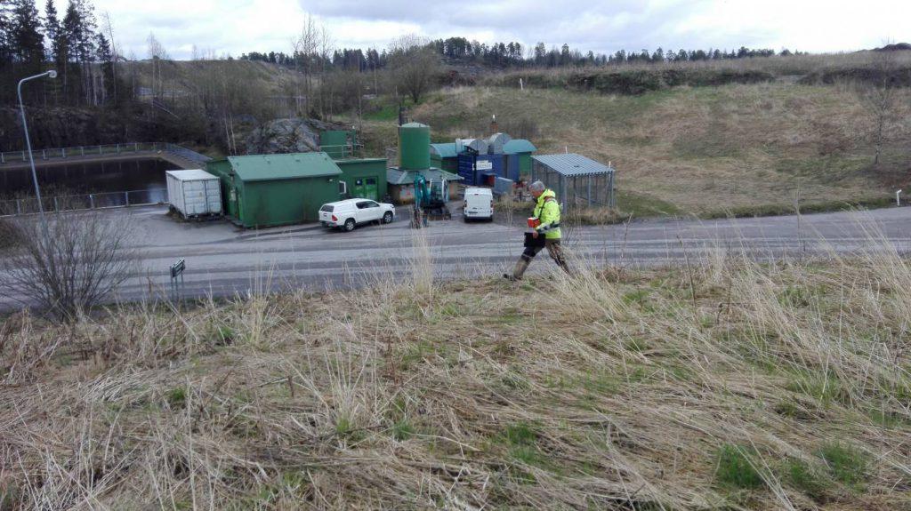 FID mittauksia ja kaasunkeruujärjestelmien toimintaselvityksiä useilla eri kaatopaikoilla